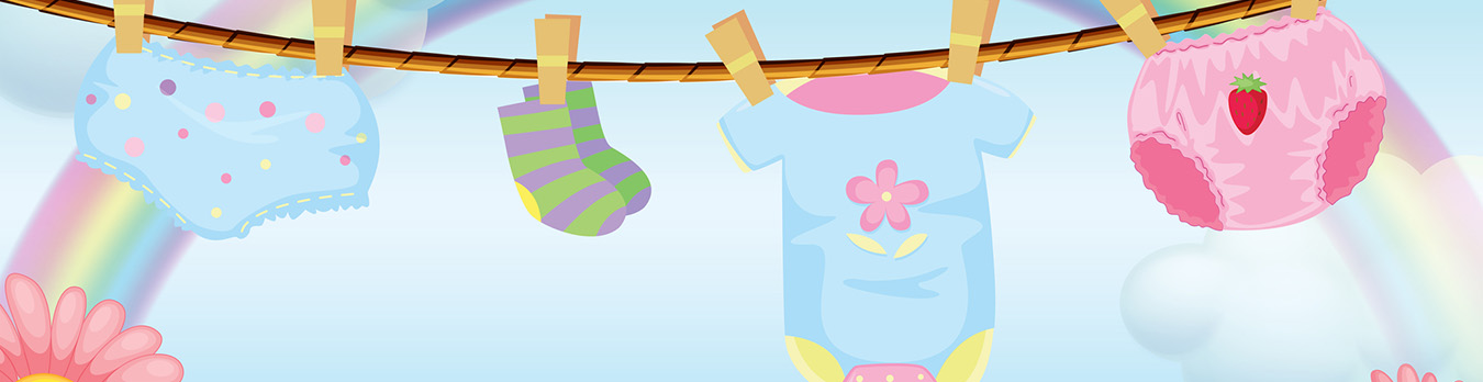 Determine baby/infant clothing size