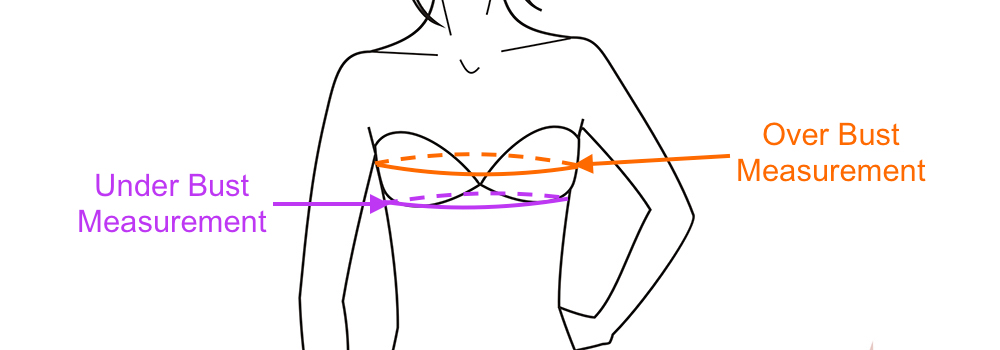 Bra Size Chart Uk