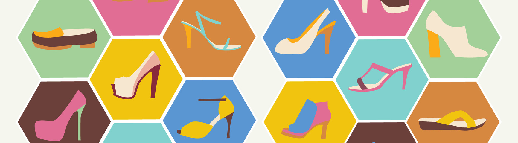 Women, find your UK shoe size with our UK shoe size chart!